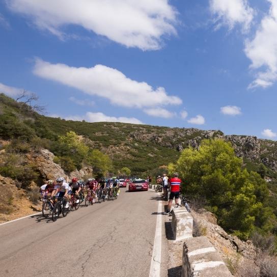 Unos 30 municipios de Castellón serán protagonistas en las etapas por la provincia de La Vuelta 2019