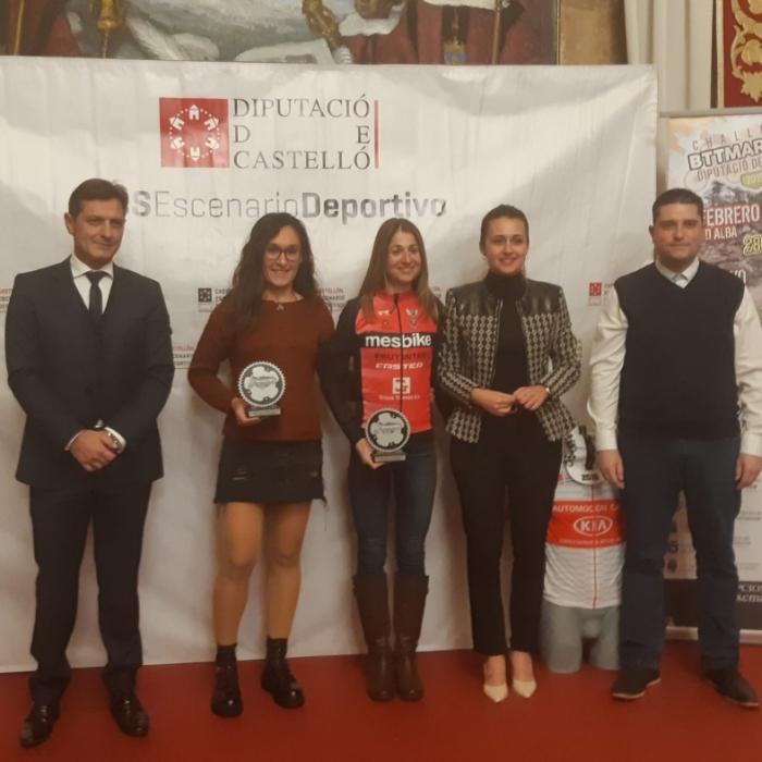 José Cabello y Aida Beteta suben al Olimpo del Circuito BTT Maratón Diputación de Castellón