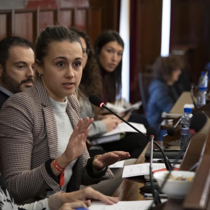 La Diputación del cambio aprueba ayudas de 2,38 millones de euros para deportistas, clubes y actividades deportivas