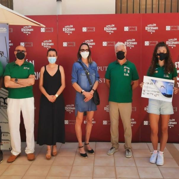 La Diputació i el Playas de Castellón preparen per al 29 de juny el Memorial José Cansino d'atletisme