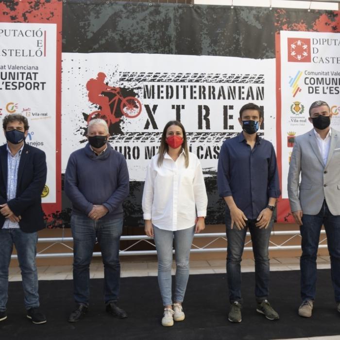La Diputación impulsa con 35.000 euros la séptima edición de la marcha cicloturista Mediterranean Xtrem