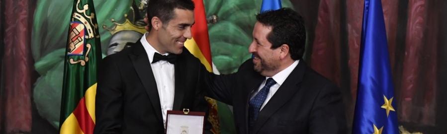El capitán del Villarreal Bruno Soriano reivindicará la provincia como el mejor escenario deportivo