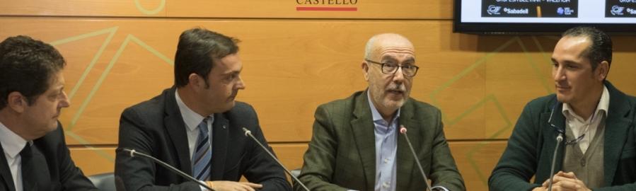La Diputación arranca con la  Volta a la Comunitat  'Castellón Escenario Deportivo'
