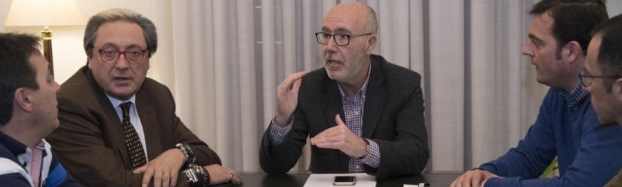 La Diputación convertirá a la capital en exponente de 'Castellón Escenario Deportivo'