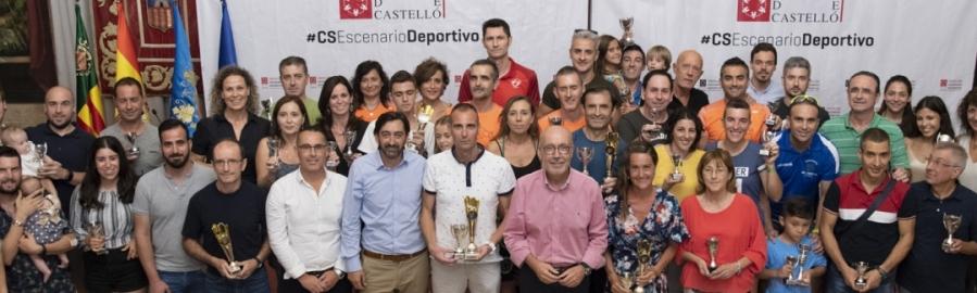 Diputación acoge la Clausura del Circuito Provincial 5k Cada vez + Mujeres
