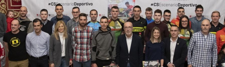 La Diputación acoge la clausura del IV Circuito Challenge XC Maratón Diputació de Castelló