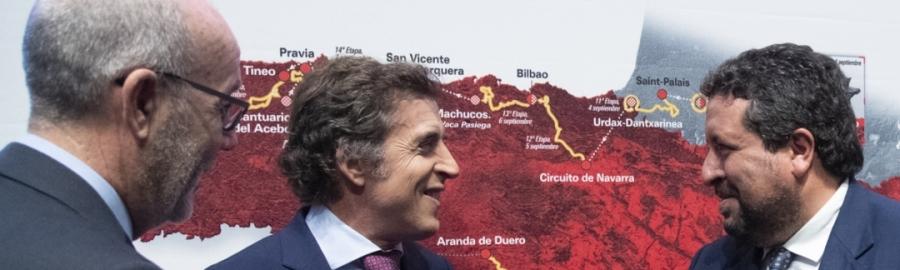 La Vuelta generará más de un millón de euros de ingresos directos y más de 4.000 pernoctaciones