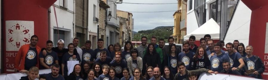 Diputación dinamizará la provincia con seis competiciones este fin de semana