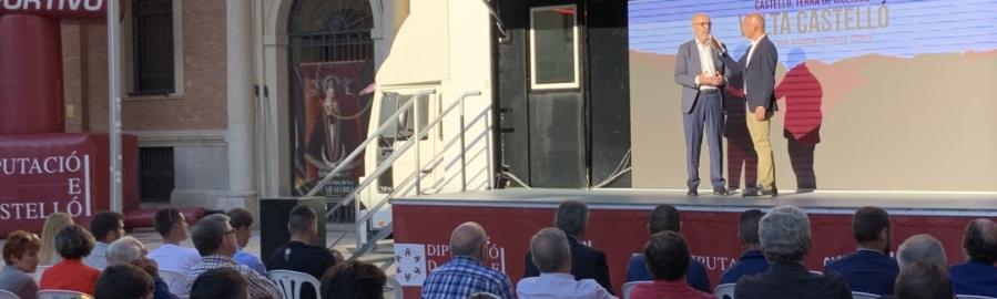 Diputación presenta la XXXVII Volta Ciclista a Castelló