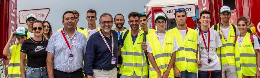 """Martí: """"El respaldo de los castellonenses será determinante para que La Vuelta regrese a Castellón"""""""
