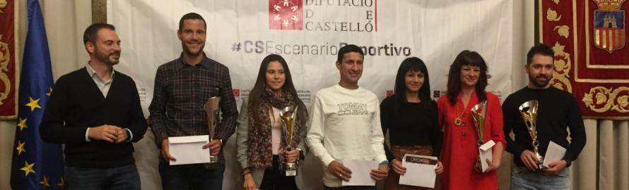 Sheila Simao y Jefferson Otalvaro son los ganadores del XI Circuito de Carreras Populares Diputació