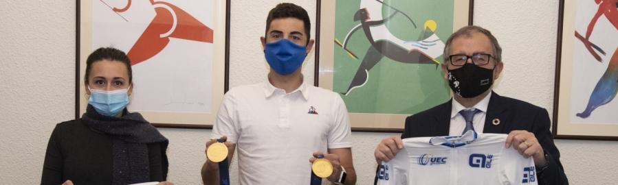 La 'Nueva Diputación' se vuelca con el deporte base triplicando las ayudas a los clubes formativos hasta alcanzar los 500.000 euros